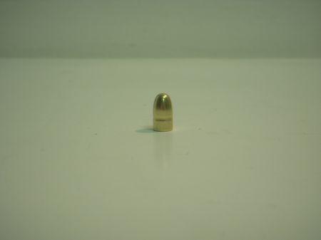 ogives 6.35 FMJ blindées FIO616350