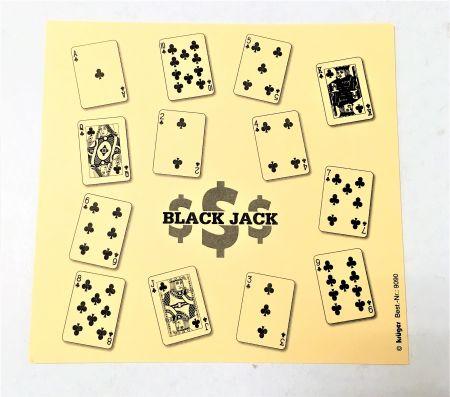 Cibles de loisir BLACK JACK 14 x 13.5 KRU9090