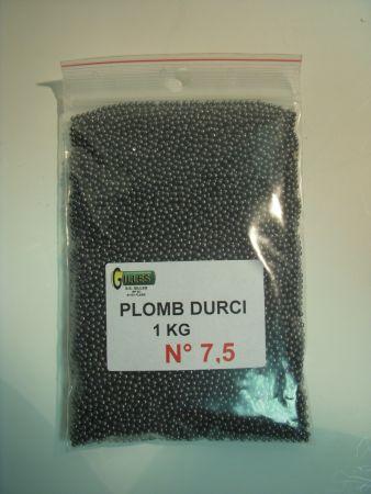 Plomb durci en sac de 1 kg PLOMB