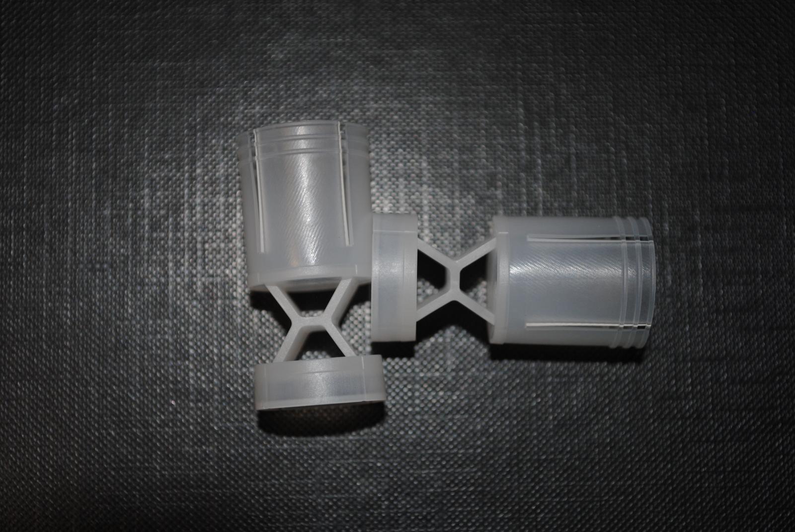 Bourre jupe plastique calibre 12 BJ12