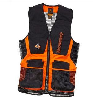 Gilet de ball trap BROWNING CLAYBUSTER BRO3059179