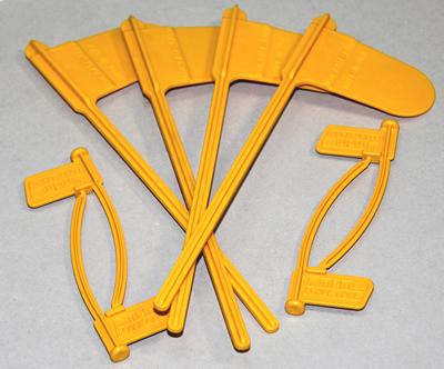 Drapeaux de chambre MTM / 8 MTCFP