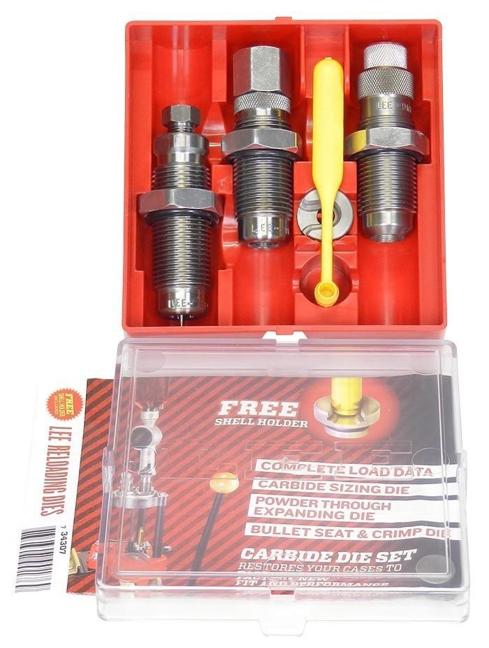 Jeu outils CARBURE calibre 9MM LEE90509