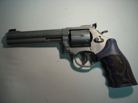 "Revolver SMITH & WESSON 686 TARGET CHAMPION 6"" cal 357 magnum SW686TCBLE"