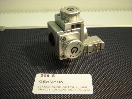 Dioptre GEHMANN Argent G598S