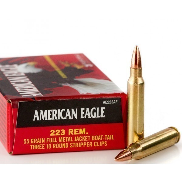 Eagle Cal 20 Cartouches Federal Boite American Rem 223 Fed223ae N80vmnw