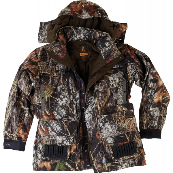 Veste de chasse BROWNING XPO VERTE Taille XXL