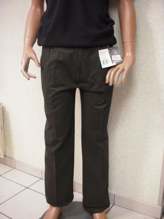 Pantalon SOMLYS vert kaki MAR680