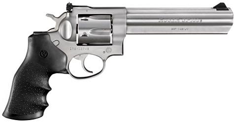 "Revolver RUGER GP100 INOX calibre 357 magnum 6"" RKGP161"