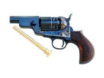 Revolver PIETTA 1851 Navy Yank Snubnose calibre  44 PYAS44MTLC
