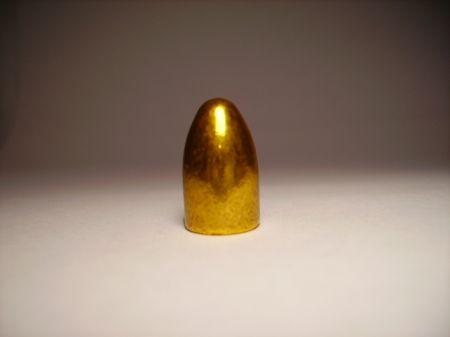 ogives 9mm (.356) H&N 125 grs cuivrées TMJ RN