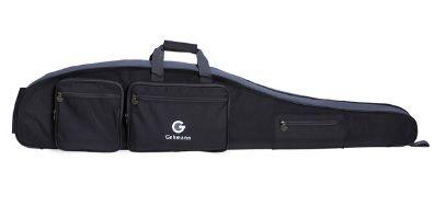 Housse de carabine noire GEHMANN 134 cms G788