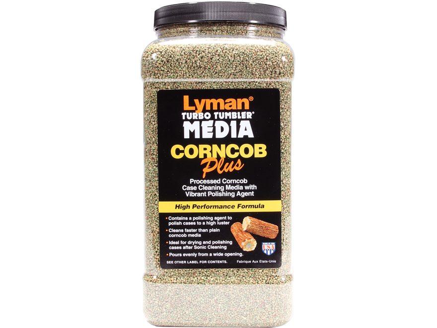 Granulé de polissage brillant Corn Cob pour vibrateur LY7631394