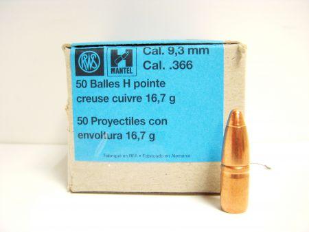 Rws h mantel bullet
