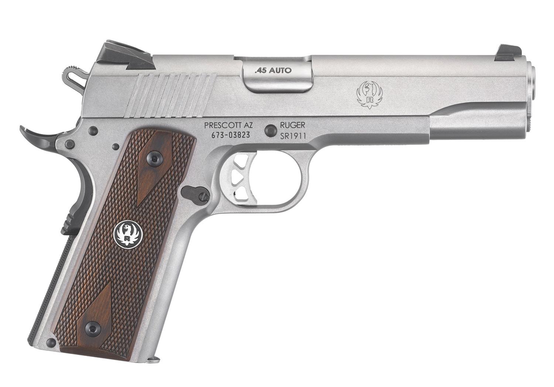 Pistolet RUGER RSR1911 45 ACP
