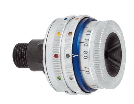 Iris de dioptre avec filtres couleur  GEHMANN 512MC