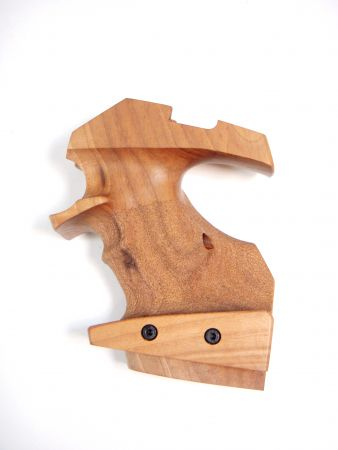 Poignée anatomique en bois pour Pistolet MORINI Gaucher CM162EI
