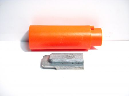 Adaptateur pour trieur de douilles cal 38/357 mm