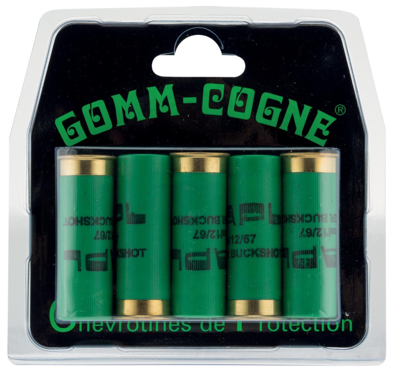 Cartouches chevrotine GOMM-COGNE 12/67mm SAPL12012