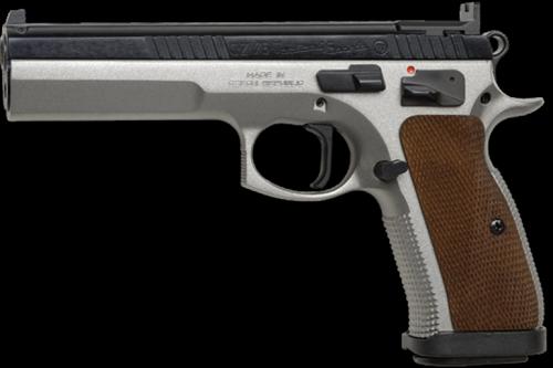 CZ 75 Tactical Sport Cal. 9 mm