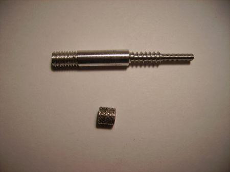 Adaptateur pour tampon de nettoyage sur baguette VFG601