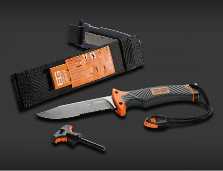 Couteau GERBER Bear Grylls Survival Ultimate Knife