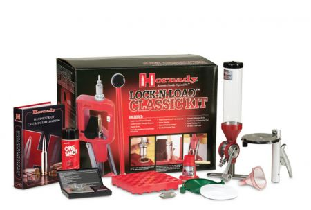 Kit de rechargement HORNADY LOCK-N-LOAD® CLASSIC KIT