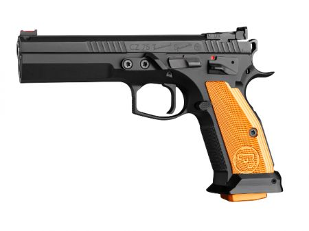 CZ 75 Tactical Sport Série Orange Cal 9 mm