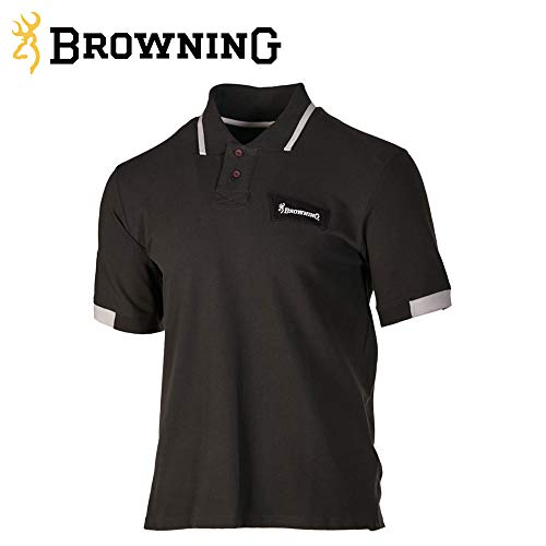 Polo BROWNING  Ultra anthracite BRO301906