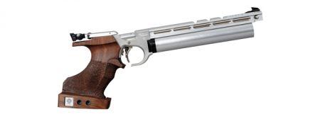 Pistolet STEYR LP10 EVO cal 4.5 Silver