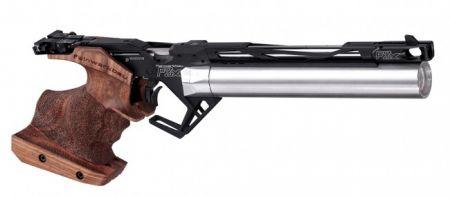 Pistolet FEINWERKBAU P8X Noir Droitier cal. 4.5
