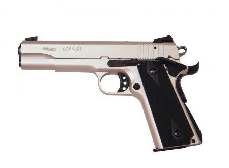 Pist SIG 1911-22 finition INOX calibre 22lr.