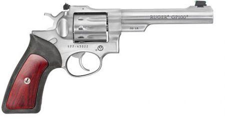 Revolver RUGER GP100 Cal. 22LR
