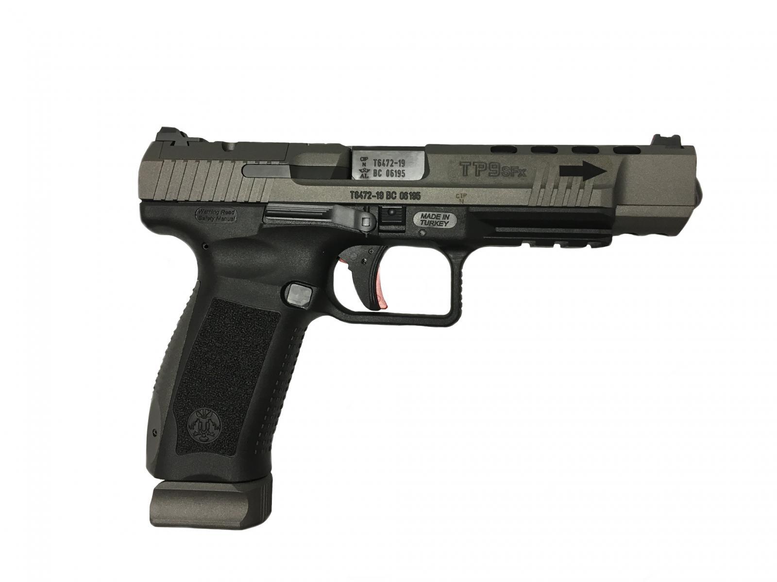 P.S.A Canik 9 mm TP9 SFX2