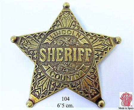 Etoile de Sherif