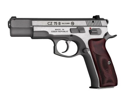 P.S.A CZ 75 B NEW EDITION