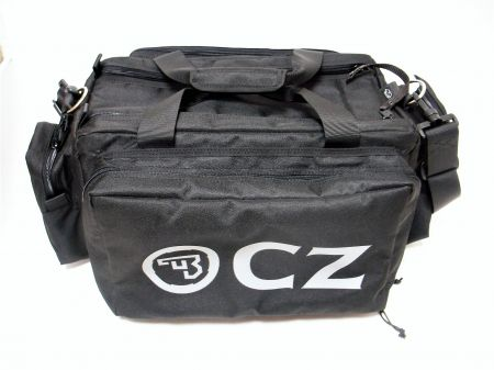 Sac de transport CZ RANGE Noir