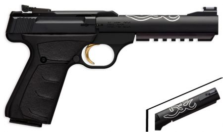 P.S.A Browning BUCK MARK BLACK LITE UFX 22 LR