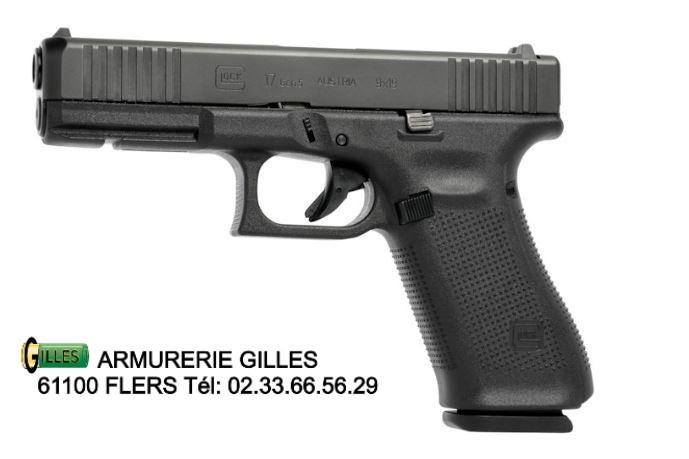 Pistolet GLOCK 17 GEN 5 Cal. 9x19 mm