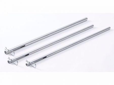 Tubes d'alimentation d'ogives pour presse AUTOMATIQUE pour cal. 9mm/380/38/357 Mag