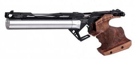 Pistolet FEINWERKBAU P8X Noir GAUCHER cal. 4.5