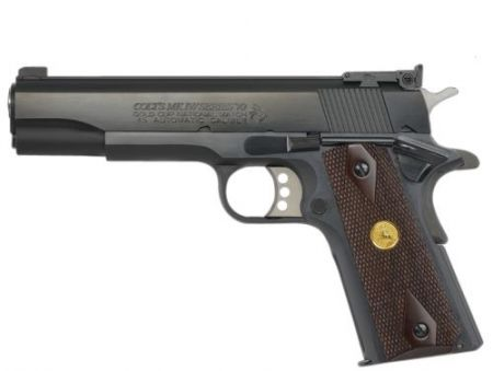 PSA COLT GOLD CUP NATIONAL MATCH série 70 calibre 45 ACP