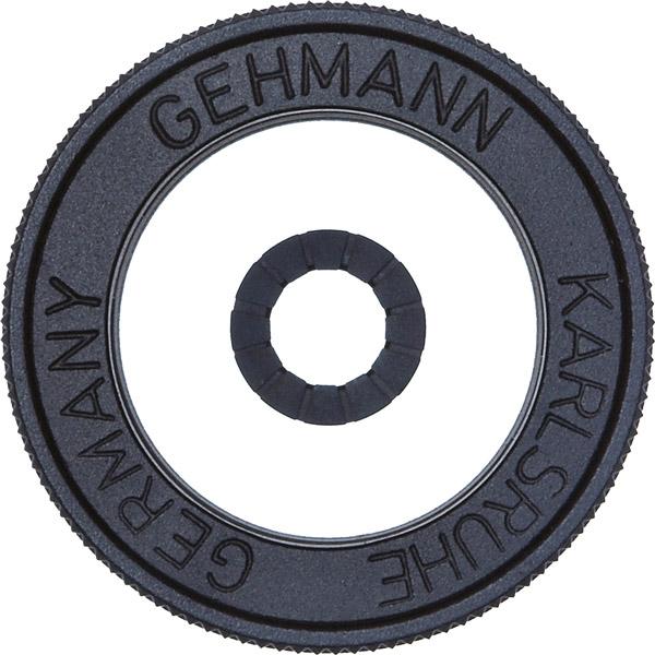 Iris de guidon avec plexi GEHMANN 522B