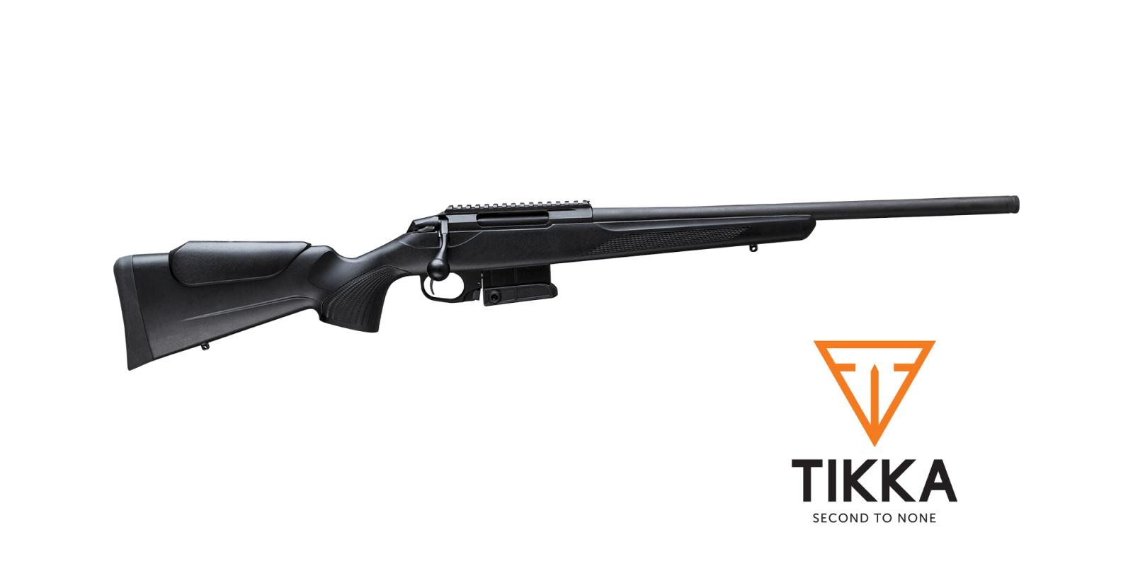 Carabine TIKKA T3X COMPACT TACTICAL RIFLE
