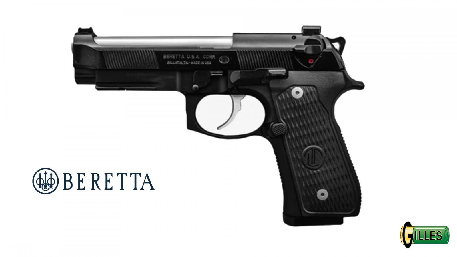 Beretta M9 ERNEST LANGDON EDITION LIMITE Cal. 9 mm