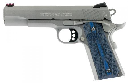 PSA Colt GOVERNMENT SERIE COMPETITION 45 ACP inox