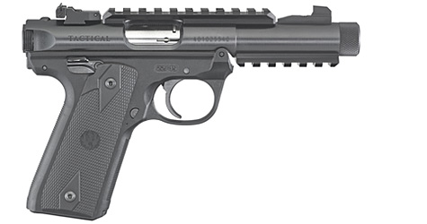 Pist RUGER 22/45 Mark IV TACTICAL 22LR