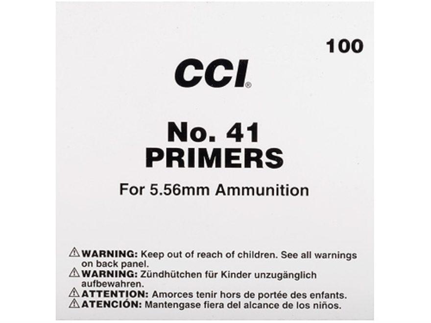 Amorces CCI N°41 SR