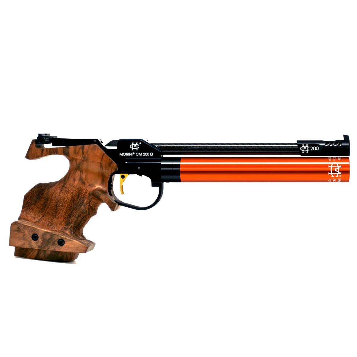 Pistolet Morini CM200 EI à détente électronique