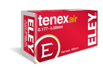 Boite de 450 plombs ELEY TENEX AIR 4.50